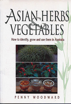Asian Herbs and Vegetables