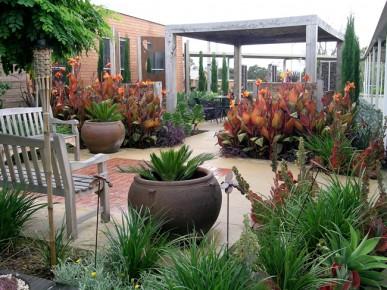 Another garden room