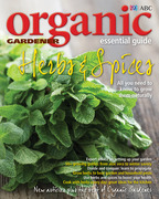 Organic Gardener Essential Guide: Herbs & Spices