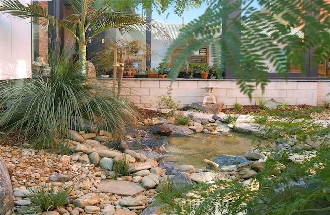 Phillip johnson landscapes have plenty of time to do for Native garden design ideas victoria