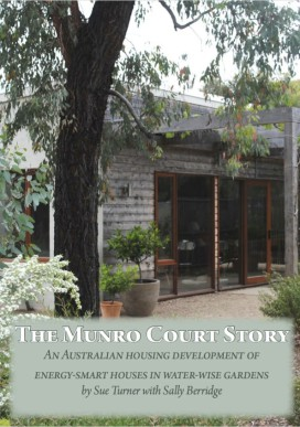 The Munro Court Story book cover