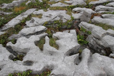 rocky limestone